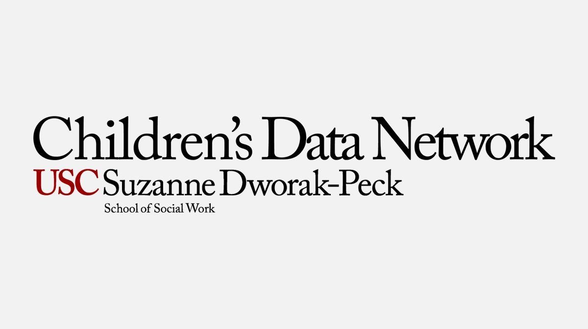 Children's Data Network at USC